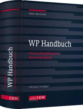 WP Handbuch, 16. Auflage 2019