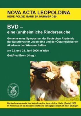 BVD - eine (un)heimliche Rinderseuche