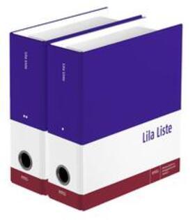 Lila Liste, Gesamtwerk