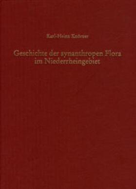 Geschichte der synanthropen Flora im Niederrheingebiet