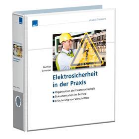 Die Elektrofachkraft in der betrieblichen Praxis