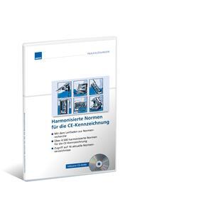Harmonisierte Normen zur CE-Kennzeichnung