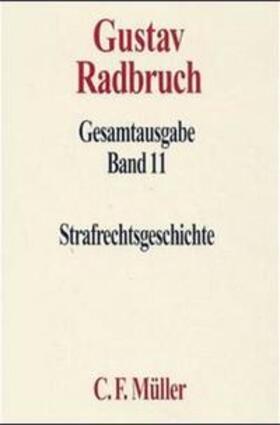 Gustav Radbruch Gesamtausgabe