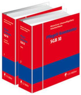 SGB XI-Kommentar - Pflegeversicherung