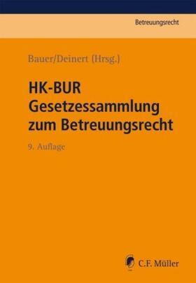 HK-BUR - Gesetzessammlung zum Betreuungsrecht
