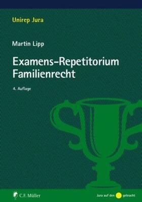 Lipp | Examens-Repetitorium Familienrecht | Buch
