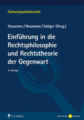 Einführung in die Rechtsphilosophie und Rechtstheorie der Gegenwart