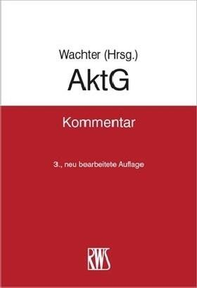 Wachter | AktG | Buch