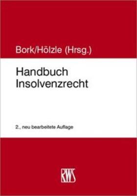 Bork / Hölzle   Handbuch Insolvenzrecht   Buch