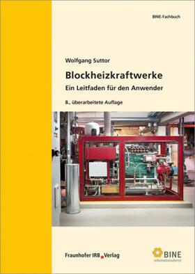 Blockheizkraftwerke.
