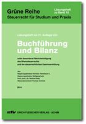 Buchführung und Bilanz