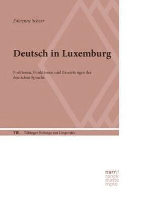 Deutsch in Luxemburg