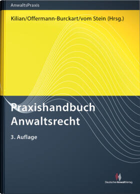 Praxishandbuch Anwaltsrecht