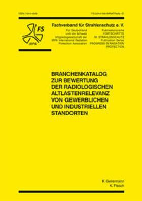 Branchenkatalog zur Bewertung der radiologischen Altlastenrelevanz von gewerblichen und industriellen Standorten