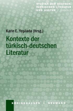 Kontexte der türkisch-deutschen Literatur