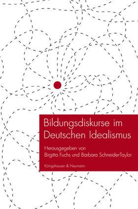 Bildungsdiskurse im Deutschen Idealismus