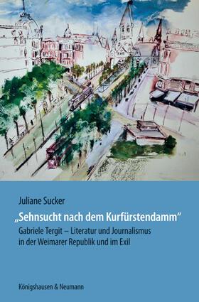 """""""Sehnsucht nach dem Kurfürstendamm"""""""
