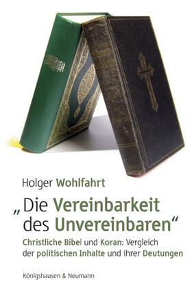 """""""Die Vereinbarkeit des Unvereinbaren"""""""