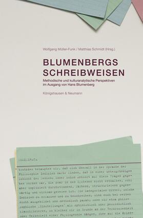 Blumenbergs Schreibweisen