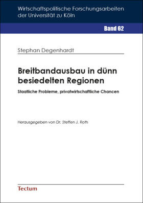 Breitbandausbau in dünn besiedelten Regionen