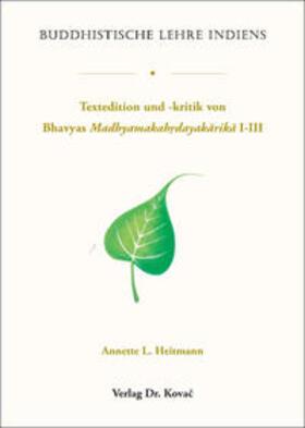 Buddhistische Lehre Indiens