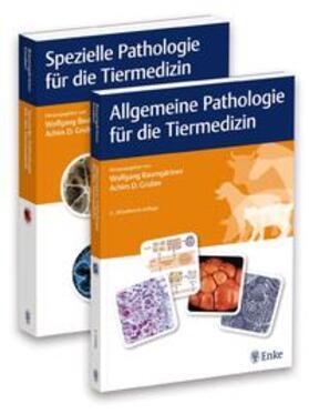 Allgemeine und Spezielle Pathologie für die Tiermedizin