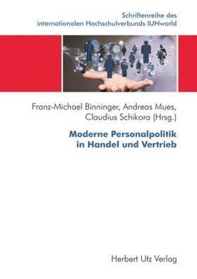 Moderne Personalpolitik in Handel und Vertrieb