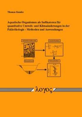 Aquatische Organismen als Indikatoren für quantitative Umwelt- und Klimaänderungen in der Paläoökologie - Methoden und Anwendungen