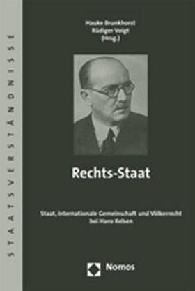 Brunkhorst / Voigt | Rechts-Staat | Buch