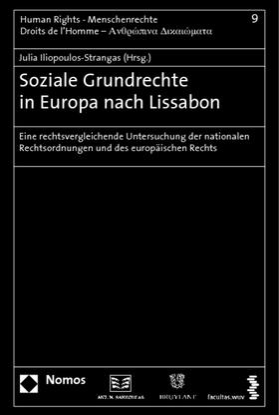 Iliopoulos-Strangas | Soziale Grundrechte in Europa nach Lissabon | Buch