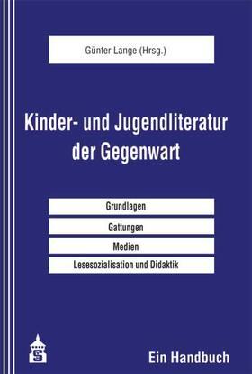 Kinder- und Jugendliteratur der Gegenwart