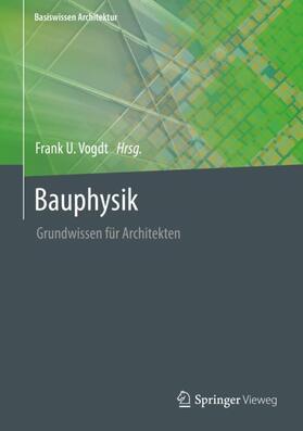 Vogdt | Bauphysik | Buch