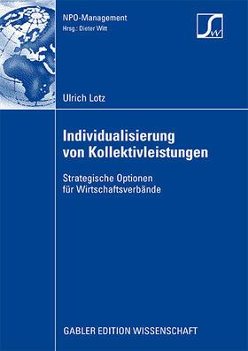 Individualisierung von Kollektivleistungen