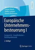 Europäische Unternehmensbesteuerung I