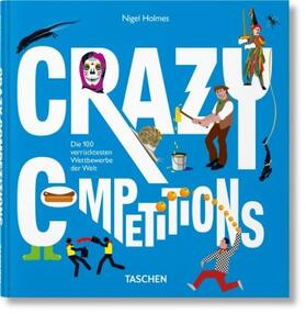 Holmes/Wiedemann | Crazy Competitions | Buch