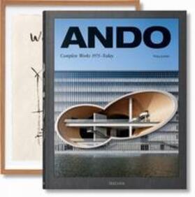 Ando. Complete Works 1975–Today, Art Edition 'Walter de Maria, Naoshima'