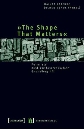 'The Shape That Matters'