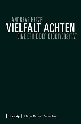 Hetzel | Vielfalt achten | Buch
