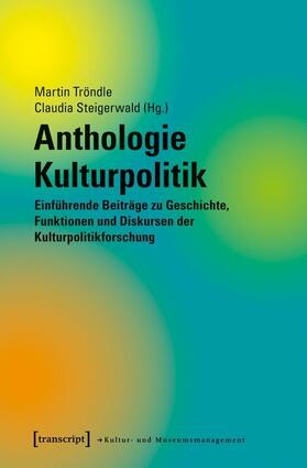 Anthologie Kulturpolitik