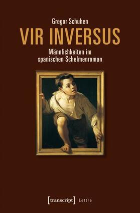 Vir inversus - Männlichkeiten im spanischen Schelmenroman