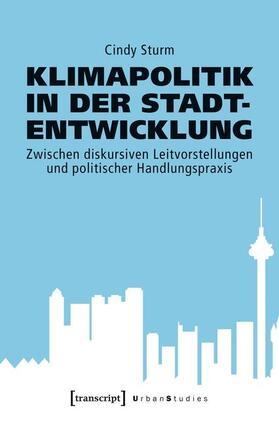 Klimapolitik in der Stadtentwicklung