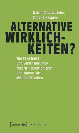 Alternative Wirklichkeiten?
