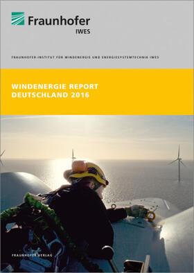 Windenergie Report Deutschland 2016.
