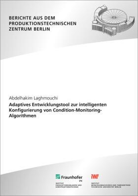 Adaptives Entwicklungstool zur intelligenten Konfigurierung von Condition-Monitoring-Algorithmen.