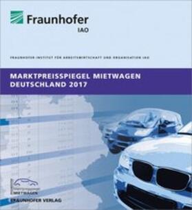 Marktpreisspiegel Mietwagen Deutschland 2017.
