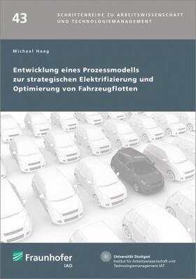 Entwicklung eines Prozessmodells zur strategischen Elektrifizierung und Optimierung von Fahrzeugflotten