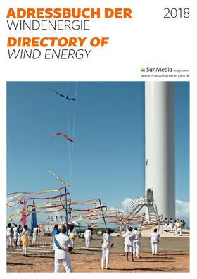 Adressbuch der Windenergie 2018