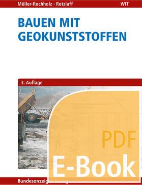 Bauen mit Geokunststoffen (E-Book)