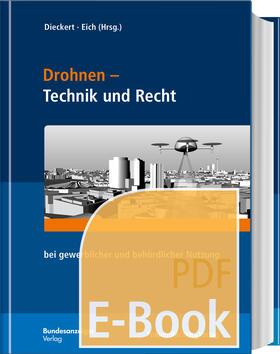 Drohnen - Technik und Recht (E-Book)