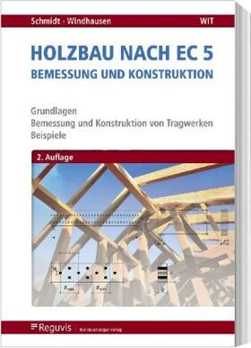 Schmidt   Holzbau nach EC 5   Buch